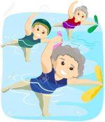 Wassergymnastik startet wieder!