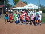 Tenniscamp mit Spiel und Spaß